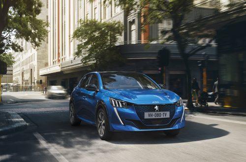 Peugeot 208 - Årets Bil 2020. Klicka för större bild!